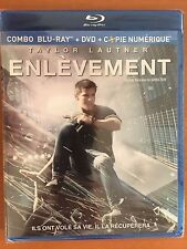 Enlèvement (Blu-ray/DVD, 2012, Canadian Includes Digital Copy French) New Sealed