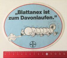 Aufkleber/Sticker: Bayer - Blattanex Ist Zum Davonlaufen (07061690)