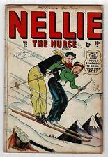"Nellie The Nurse Comics 12   ""Giggles 'n' Grins"" by Kurtzman"