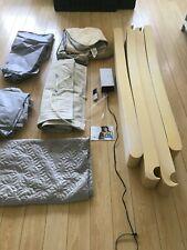 HARDLY USED SLEEPNUMBER mattress, pump, and fixtures - $5000 value!