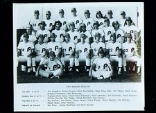 1973 Reading Phillies minor league baseball 8x10 team picture