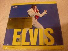 ELVIS PRESLEY ~ ELVIS ~ 1977 RCA DPL2-0056 ~ SEALED W/RARE GOLD CONTENTS STICKER