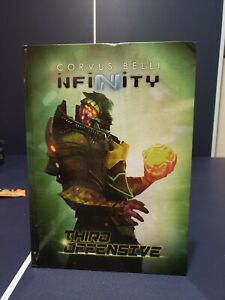 Infinity Third Offensive - Book only