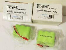 2 Flyzone Battery Packs From Hobbico - New & Still Sealed - Both For 1 Bid