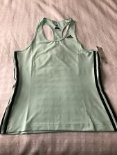 ADIDAS CLIMALITE D2M TANK SIZE-SMALL WOMENS NWT