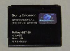 SONY ERICSSON BST-39 18287-2000 BATTERY FOR TM717 W380 W518a W908c W910