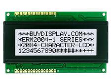 5V 20x4 LCD Character Module Display,w/Tutorial,HD44780,White Backlight.Bezel