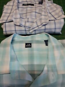 2 Mens Shirts - Size 2XLT to fit 140cm Chest