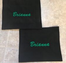 "Dream Duffel Patches (set of 2) ""Brianna"""