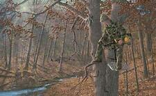 """Michael Sieve """"Church of the Great Outdoors"""" Bow Hunting Signed and Numbered"""