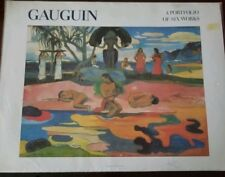 Gauguin Portfolio Of 6 Prints