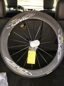 Mavic Comete Carbon Rim Brake Front Wheel NEW!