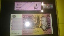 Australia five dollar 1969 Phillips -Randall graded APCGS scarce
