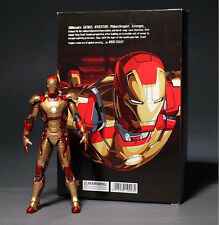 "The Avengers Age of Ultron Iron Man 7"" 18cm Mark 42 PVC Action Figure  HOT"