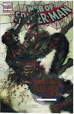 Web Of Spiderman #1 Zombie Variant Marvel Comics