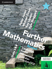 Cambridge VCE Further Mathematics Unit 3/4 PDF Version