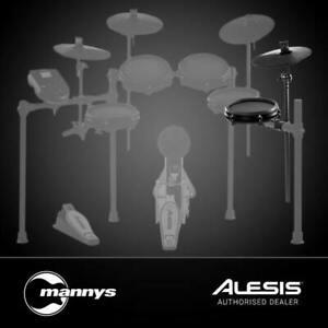 Alesis Nitro Expansion Pack w/ addtional Mesh Tom Pad, Cymbal Pad Mounting Hardw