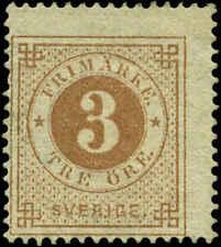 Sweden Scott #17 Mint