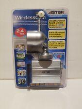 Wireless Surveillance Camera > Receiver Set. New