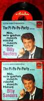 Single Billy Sanders: The Pia-Pa-Po-Party (Ariola 10 594 AT) D