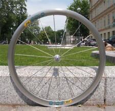 EXC Front Wheel PMP hub + FIR EOLO high-flange rim tubular 700c road bike