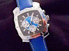 Rare Mint INVICTA 3175 Lupah Espadon Chrono Swiss Quartz Watch and Box