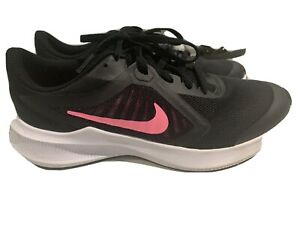 girls nike trainers size 4.5 Pink/Black