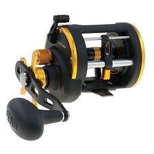 PENN SQUALL LEVELWIND 20LW SEA SURF BOAT BEACHCASTER MULTIPLIER FISHING REEL