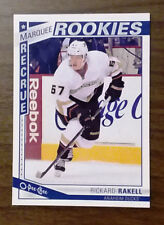 Rickard Rakell Marquee Rookies, 2013-14 O-Pee-Chee, Anaheim Ducks