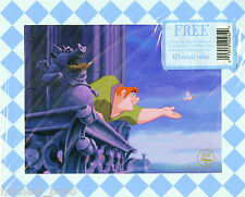 The Hunchback of Notre Dame Movie Print - Quasimodo - Hallmark - 1996 - NEW