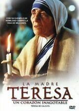 SEALED - LA MADRE TERESA UN CORAZON INAGOTABLE (DE CALCUTA) NEW