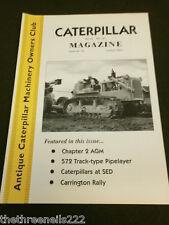 Caterpillar MAGAZINE # 39-Carrington RALLY-Agosto 2003