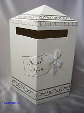 ~*~Card Wishing Well/Box~*~Great for Wedding, Engagement or baby Shower~*~