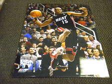 MARIO CHALMERS  8 X 10 PHOTO Unsigned Miami Heat