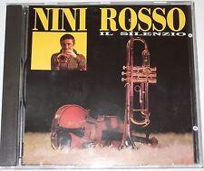 NINI ROSSO CD IL SILENZIO ( WIE NEU) SKYLINE, SWE