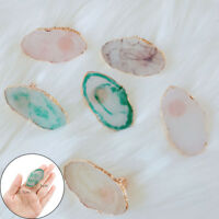 Resin stone nail art palette drawing color plate manicure ring nail palette EB9
