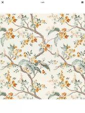 Laura Ashley Isodore Lin Papier Peint * Livraison Gratuite * 1 rouleau