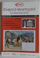 CPC Cartes Postales et Collection n°140- Ergon Murs peints Lyonnais Belle Otero
