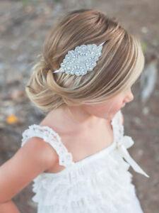 SPARKLING RHOMBUS RHINESTONE HAIR HEADBAND BRIDAL BRIDESMAID PROM
