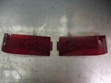 John Deere Genuine OEM Rear Tail Light Lens Set M116504 M116505 415 425 445 455