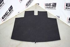 VW Golf 6 VI Cabrio Base maletero Piso Cubierta Base negra 5K7863463A