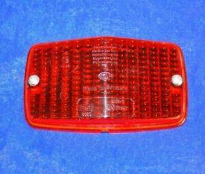 Neu Hella 8465 71347 Lichtscheibe für Nebelschlussleuchte Opel 1712551 9EL117094