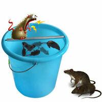 2/4Pack Mouse Trap Catcher Humane Live Plank Mice Rat Trap Rodent Control Auto