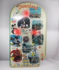 "Vintage Disneyland Pinball Game with spring shooter 23"" Wolverine Toy Co."