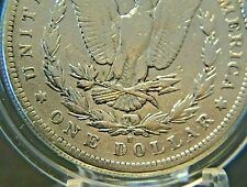 PLUS 1895-S MORGAN SILVER Dollar