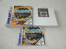Swing Game Boy Color Spiel komplett mit OVP und Anleitung