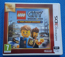 Jeu 3DS - LEGO CITY Undercover The Chase begins - version FR