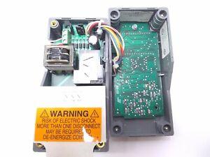 Johnson Controls PENN A419 Electronic Temperature Control PLEASE READ No Wires