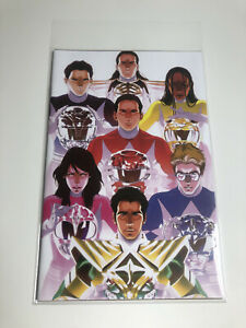 Mighty Morphin #4 1:200 Goni Montes Incentive Variant NN - BOOM! Studios 2021