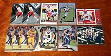 Cooper Kupp 2017 Panini Select Silver RC + Jersey card (11-Card) RC LOT Rams